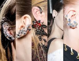 Boucles d'oreilles fantaisie - earcuff